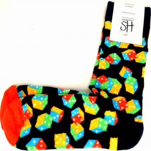 Dobókockás Happy Socks